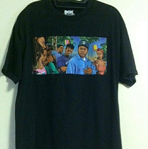 Ice Cube Boyz In The Hood Tshirt Sz L